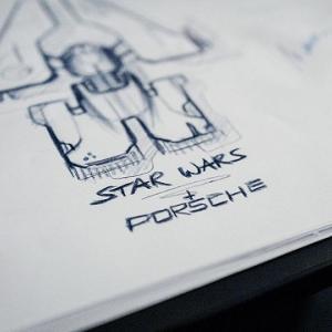 「スター・ウォーズ/スカイウォーカーの夜明け」にポルシェ製宇宙船が登場決定
