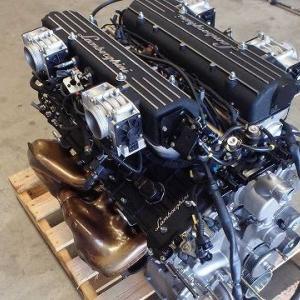 ランボルギーニ製V12エンジンが340万円で販売中 スープラに入らねぇかな?