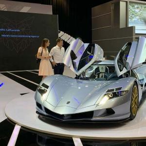 【世界最速の日本車】量産仕様のアスパークOWLがついに公開!2012馬力で0-100は1.9秒だと!?こいつ化物か?