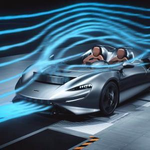 世界初のエアロプロテクションスクリーンを搭載したマクラーレンエルヴァにとってフロントガラスは無くても快適にドライブ可能だというのがよく分かる動画