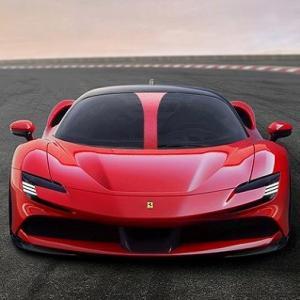 フェラーリ、新モデルの為「Haloコクピット」の特許を申請