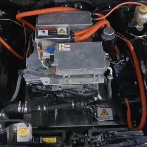 トヨタ86に日産リーフのモーターぶち込んで無理やり電気自動車化してみた