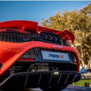 マクラーレン765LTの価格が発表!フェラーリ812スーパーファストよりも安いぞ
