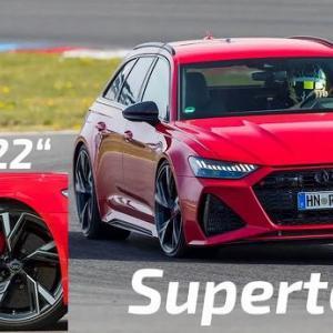 【知らんかった】21インチホイールタイヤと22インチホイールタイヤの加速性能の違い