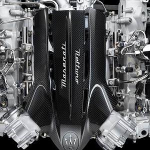 【脱フェラーリ】マセラティからF1テクノロジーを搭載したV6エンジンを公開。こいつF1なんてやってたっけ?