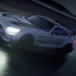 メルセデスAMG GTブラックシリーズ正式に発表!ローンチビデオにはなんとあのユーチューバーが登場