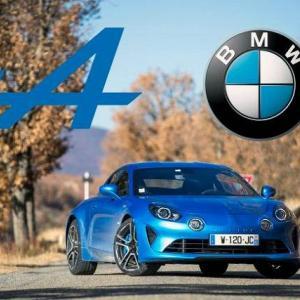 BMWがアルピーヌと提携を発表!次期A110はBMW製エンジンになる事が確定 ほか