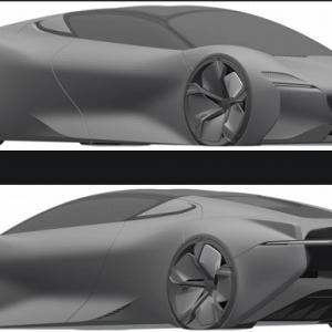 007最新作に登場か?ジャガー製ハイパーカーの特許図面が公開