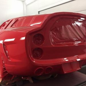 パン屋さん仕様のフェラーリ250GTブレッドバンが550マラネロをドナーとして復活