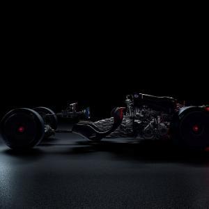 明日デビューするブガッティのサーキット専用モデルのネイキッドが公開