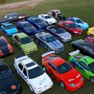 24台ものワイスピカーを所有するワイスピマニアが凄い!もうハンのGRスープラも所有している