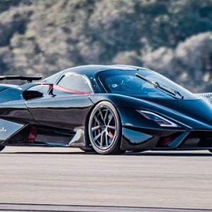 【時速500km/hはどうしたんだよ?】SSCトゥアタラが時速460.43km/hを達成し世界最速の量産車に。