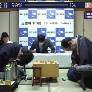 藤井聡太棋聖、最年少二冠&八段に王手!