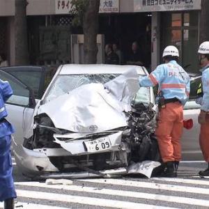 「車両に異常なかった」池袋暴走事故、トヨタがコメント