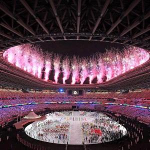 【東京五輪】韓国メディアが開会式に〝旭日旗演出〟があったと問題視