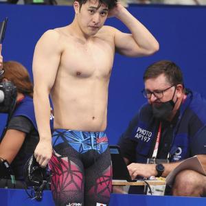 瀬戸大也がまさかの予選敗退「ちょっと信じられない」男子400メートル個人メドレー予選で全体9位