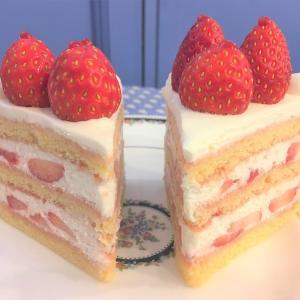 """【巣鴨・東京・】フレンチパウンドハウス ~""""日本一のショートケーキ""""に遭遇~"""