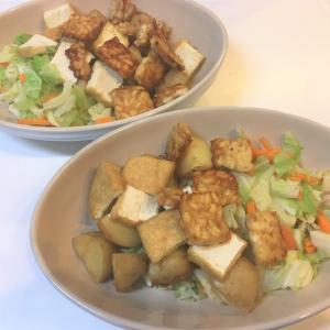 【お家ごはん】ヴィーガン対応も可!ガドガド(インドネシア風温野菜のピーナツソースがけ)