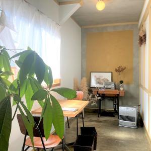 【長野市】ユウナギ ~名物おにぎり…がなくても素敵ドリンク、空間と文房具があります~