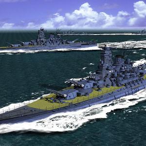 イージス艦と戦艦大和どっちが強い?