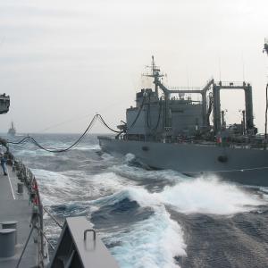 海上自衛隊の護衛艦の艦種と補助艦艇