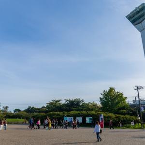午後から散歩 【五稜郭公園】