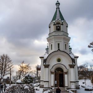 雪の教会群【元町周辺】