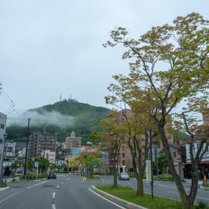 やっと床屋に行ってきた 【函館山の麓 きじひき高原で】