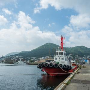 午後遅くからは穏やか そして涼しい【函館湾岸各所】