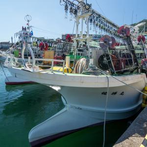 Hakodate Bay  〜入舟漁港〜