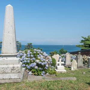 高龍寺 そして外国人墓地
