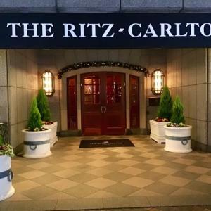 「リッツ・カールトンホテル」