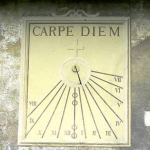 「Carpe diem」