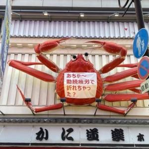 「蟹さ挟むニダ」