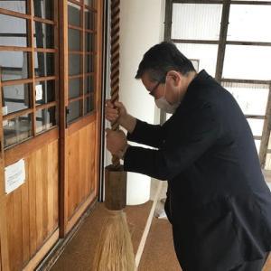 「プレ「浦町神明宮」非公式参拝」