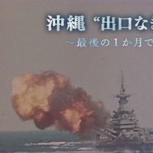 """「沖縄 """"出口なき""""戦場 ~最後の1か月で何が~」"""