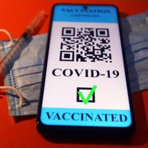 「ワクチン摂取率」