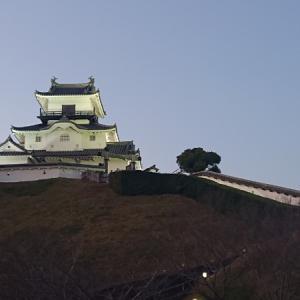 年末に尾張旅♪【その11.掛川城】
