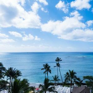 2020年GWのハワイ旅行を予約しました