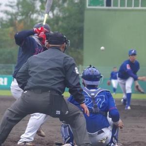 全国軟式草野球大会グランドスラム杯北海道大会1日目の結果
