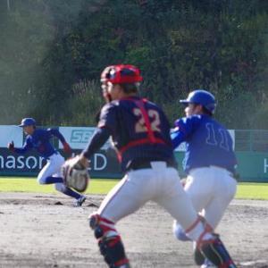 全国軟式草野球大会グランドスラム杯北海道大会2日目の結果その1