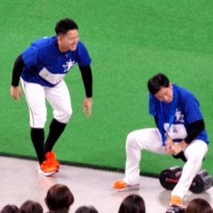 金子弌大、常識破りへ! 斎藤佑樹、杉谷拳士コンビは子供たちに元気注入!