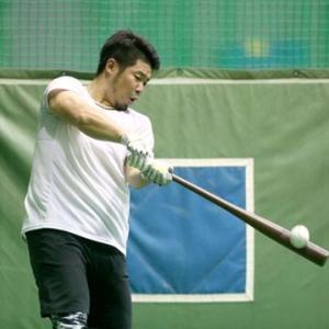 東京オリンピック出場を目指す近藤健介は最強の打撃フォームを追求する。