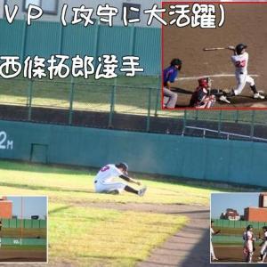 [2009年野球復刻版]札幌社会体育専門学校OB倶楽部vsBIG SKY(道スポ野球)
