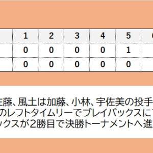 [コピー]第40回 札幌市東区親睦軟式野球大会(2020年) 7/11-7/16分追加