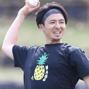 ファイターズ主力投手のほとんどが沖縄名護で合同練習中!
