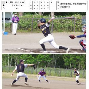 プライドジャパン甲子園大会2020 札幌予選試合結果(2021.7.4)