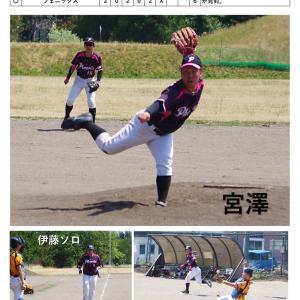 プライドジャパン甲子園大会2021 札幌予選試合結果(2021.7.25)