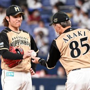 伊藤大海ひとりに頼るな! 新人王を獲れるよう、みんなでアシストしてほしい!
