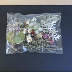 ドライフラワーの詰め合わせ アソート ハーバリウム、キャンドルの花材に。